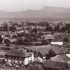 Un village vit et se déplace inlassablement Plan d'aujourd'hui mémoire et transmission