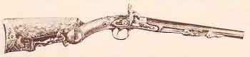Fusil à Aoste et Chimilin